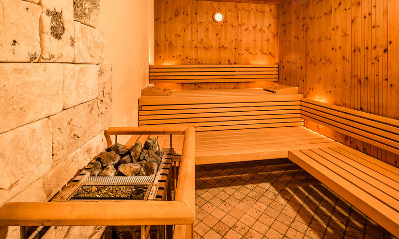 Sauna And Relaxation Wellness Hotel Post Tolderhof South Tyrol