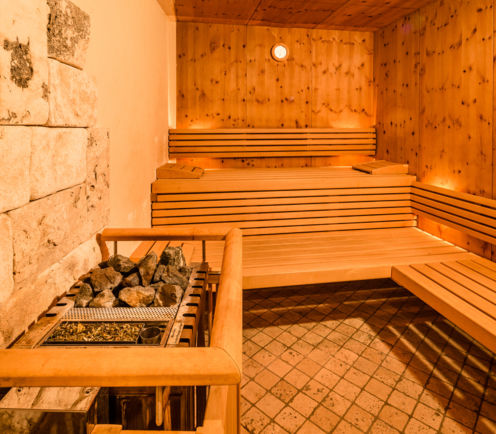 Sauna and Tranquillity, wellness in South Tyrol