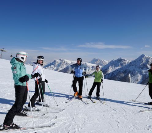 Ski holiday in South Tyrol, Plan de Corones